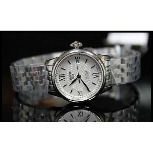 天梭Tissot手表-经典系列 T41.1.183.33 女士腕表 优雅经典 特殊历史性意义