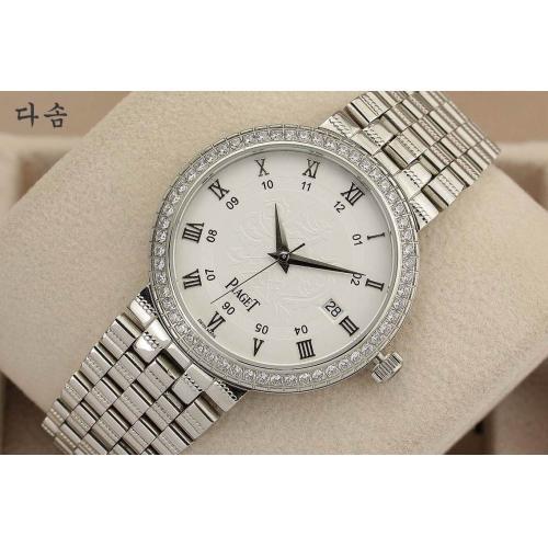 瑞士名表 伯爵男士自动机械腕表 手表 瑞士机芯 香港组装 镶钻