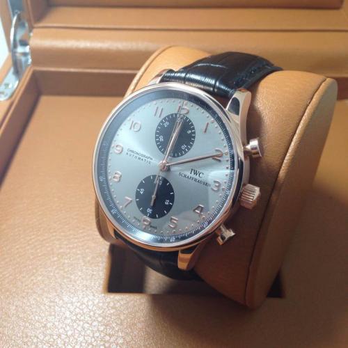 瑞士万国IWC手表 7750原装机芯 自动机械男士手表