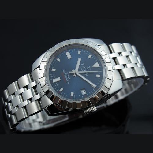 帝陀海洋王子系列手表 全钢自动机械男表