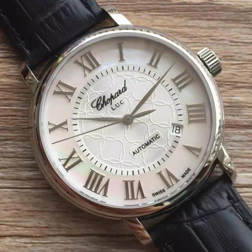 【爆款专供】格拉苏蒂 Glashütte Original 贝壳纹 男士自动机械手表  香港组装