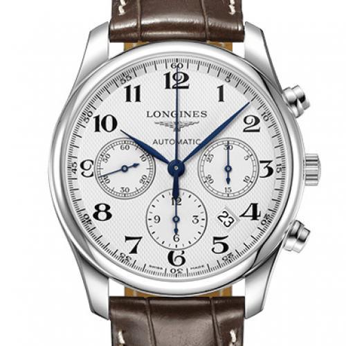 【高端专供】浪琴(Longines)名匠系列L2.759.4.78.3 7750机芯 皮带钢带通用 男士自动机械表手表
