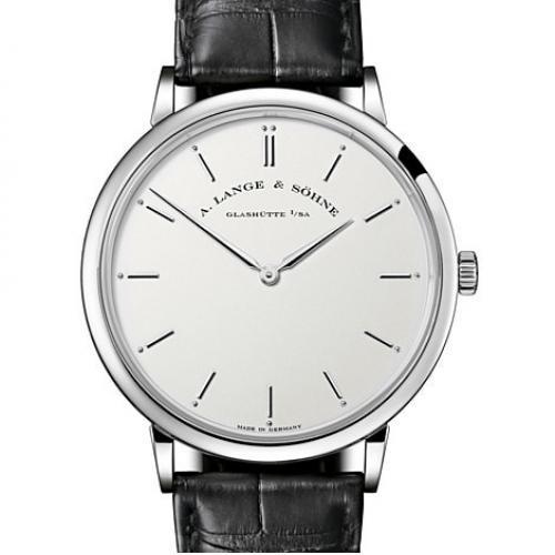 瑞士名表朗格(A. Lange & Söhne)萨克森系列211.026  男士商务范自动机械表手表 高端男士腕表
