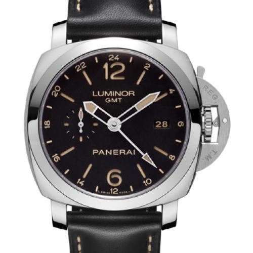 Panerai 沛纳海 LUMINOR 1950 3 DAYS GMT 24H AUTOMATIC ACCIAIO PAM00531/PAM531
