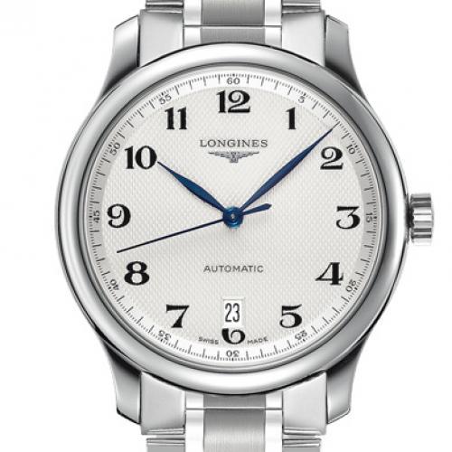 【爆款专供】浪琴(Longines)名匠系列L2.628.4.78.6   钢带皮带通用 男士自动机械表手表 高端腕表