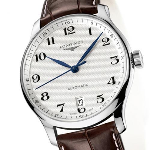 【爆款专供】浪琴(Longines)名匠系列 L2.628.4.78.3   钢带皮带通用 男士自动机械表手表 高端腕表
