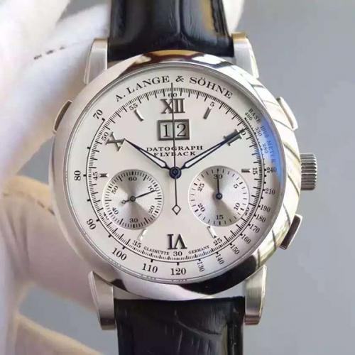 【订金发货】朗格(A. Lange & Söhne)万年历系列  男士手动上链机械表手表 高端男士腕表