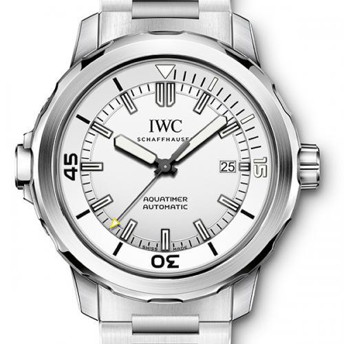 【高端专供】万国IWC 海洋时计自动腕表 IW329004 男士自动机械腕表 42毫米表盘 原装表扣