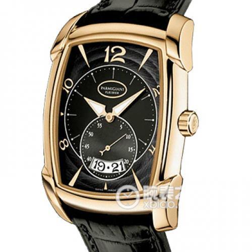 帕玛强尼(Parmigiani Fleurier)KALPA GRANDE系列18K玫瑰金 PF011966.01 男士自动机械表手表 高端腕表