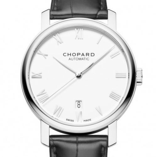 Chopard萧邦 CLASSIC系列161278-1001男士自动机械腕表 香港组装