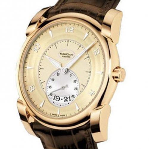 帕玛强尼(Parmigiani Fleurier)KALPA GRANDE系列PF012501.01 18K玫瑰金 金面 男士自动机械表手表 高端腕表