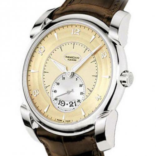 帕玛强尼(Parmigiani Fleurier)KALPA GRANDE系列PF012504.01 男士自动机械表手表 高端腕表