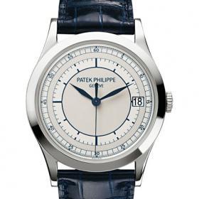 百达翡丽Patek Philippe 古典表系列 5296 5296G-001 男士自动机械手表  香港组装