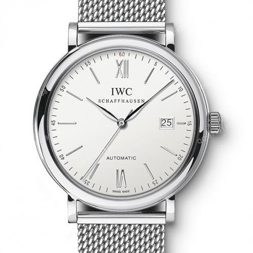 万国IWC柏涛菲诺系列IW356505 手表 自动机械男表钢带