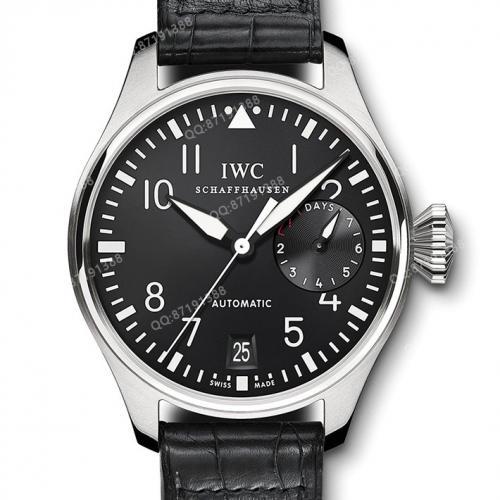 【高端专供】万国IWC 飞行员系列 IW500901 男士自动机械腕表 瑞士动能机械机芯  原装表扣