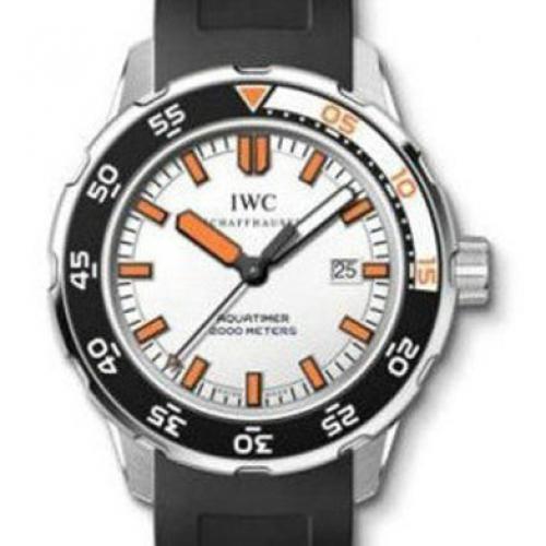 【防水专供】万国IWC海洋时计系列 IW356807  自动机械男表