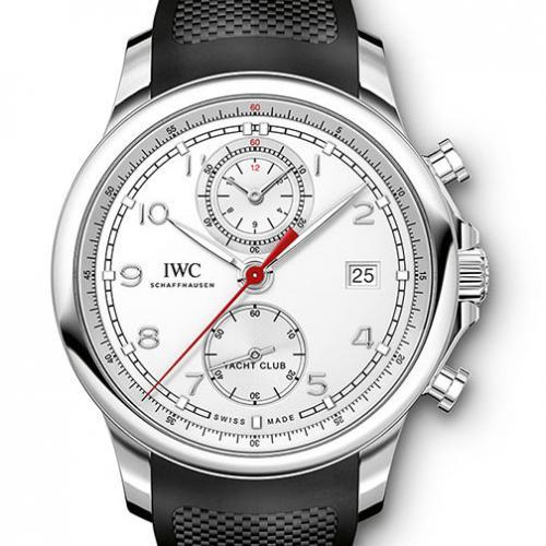【高端专供】万国IWC 葡萄牙系列腕表 IW390502 男士自动机械腕表 43.5毫米大表盘 深度防水 7750机芯 原装表扣