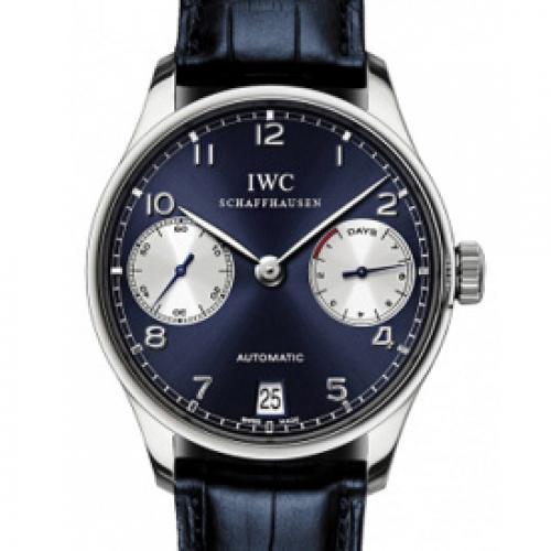 【爆款专供】万国IWC葡萄牙系列手表IW500112 自动机械男表