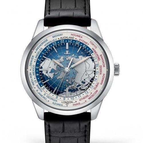 积家Jaeger-LeCoultre GEOPHYSIC®地球物理天文台腕表Q8108420 全自动机械男士手表