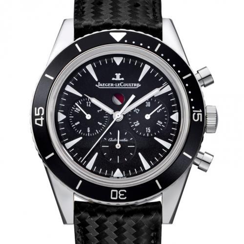 积家Jaeger-LeCoultre DEEP SEA CHRONOGRAPH积家深海传奇计时腕表复刻版Q2068570 全自动机械男士手表