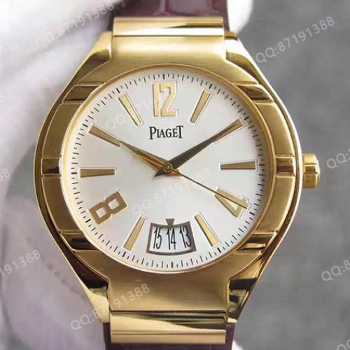 伯爵Piaget Polo系列腕表G0A38149  18K金  男士自动机械手表