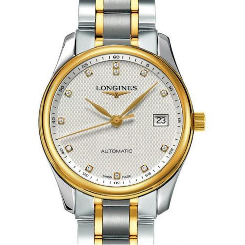 【爆款专供】浪琴男表Longines 名匠系列瑞士机芯机械男士手表 L2.518.5.77.7