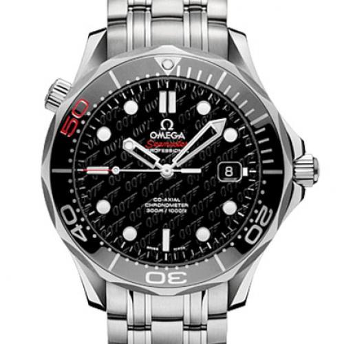 【爆款专供】欧米茄Omega-海马007系列 潜水表系列212.30.41.20.01.005 机械男表