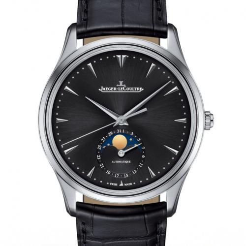 【高端专供】积家Master Chronograph计时大师系列Q1368470 黑面 真日月星辰 腕表男表 全自动机械男士手表