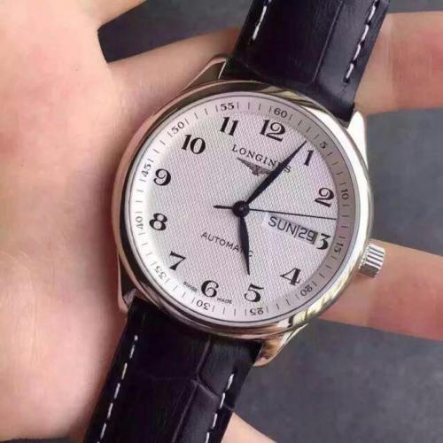 【爆款专供】浪琴(Longines)名匠系列L2.755.4.78.3  钢带皮带通用 男士自动机械表手表 高端腕表