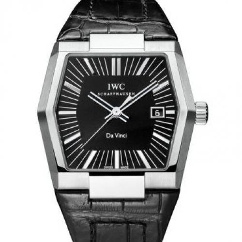 【时尚专供】万国IWC DA VINCI AUTOMATIC达文西系列IW546101腕表