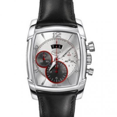 帕玛强尼(Parmigiani Fleurier)KalpaGraphe系列PFC128-0000100-HC1442 白盘 男士自动机械表手表
