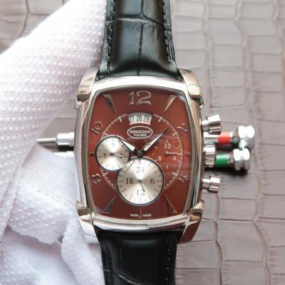 帕玛强尼(Parmigiani Fleurier)KalpaGraphe系列PFC128-0000100 棕红盘 男士自动机械表手表