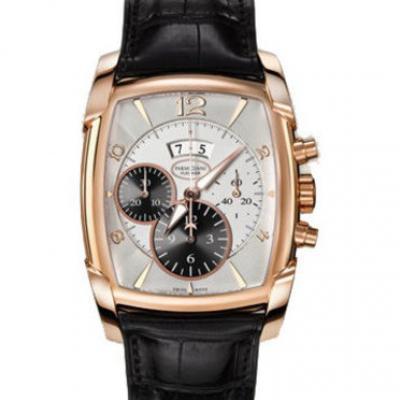 帕玛强尼(Parmigiani Fleurier)KalpaGraphe系列PFC128-1000100 HA1441 18K玫瑰金 男士自动机械表手表