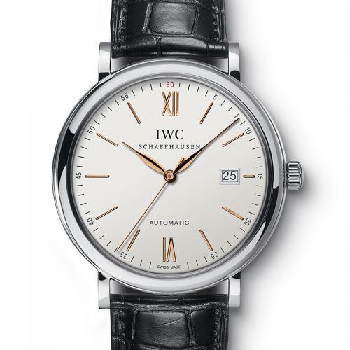 万国IWC 柏涛菲诺系列iw356501 全自动机械男士腕表