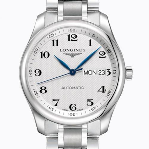 【爆款专供】浪琴(Longines)名匠系列L2.755.4.78.6  钢带皮带通用  男士自动机械表手表 高端腕表