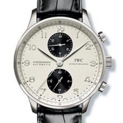 万国IWC-葡萄牙计时码表 IWC371411 瑞士ETA机芯机械男表