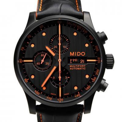 MIDO美度 舵手系列M005.614.36.051.22 男士自动机械表