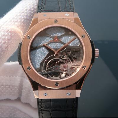 【宇舶表类似风格的手表】宇舶 恒宝 经典融合系列系列 自动腕表 505.TX.0170.LR 手表 男士自动机械表
