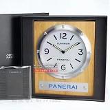 沛纳海专卖店伦敦Harrods定制版墙面挂钟