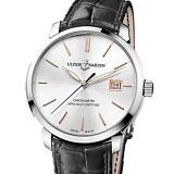 雅典Classico鎏金系列8153-111-2/90 白盘 男士自动机械手表