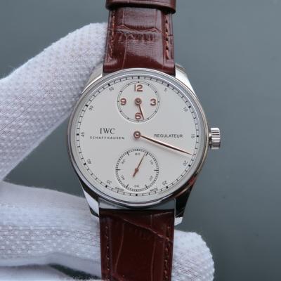 那里有万国手表高仿,万国葡萄牙系列IW544401琼斯之剑 白盘 男士自动机械表