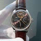 一比一精仿万国葡萄牙陀飞轮逆返系列 IW504601 真陀飞轮自动机械男士手表
