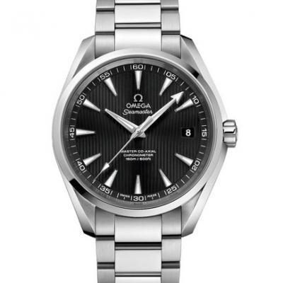欧米茄海马系列231.10.42.21.01.003 AQUA TERRA 150米 钢带 男士透底自动机械手表