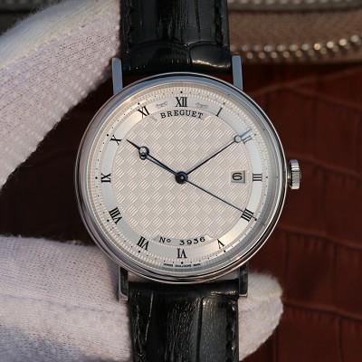 宝玑Breguet CLASSIQUE 经典系列5177 男士自动机械表腕表