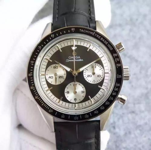 精仿欧米茄机械手表 JH欧米茄超霸系列 机械男士手表