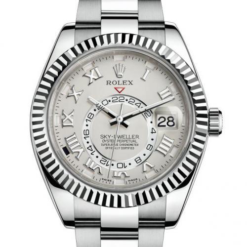 劳力士SKY-DWELLER系列326939-72419 男士自动机械手表