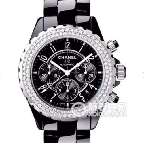 高仿香奈儿H1009 JF复刻香奈儿J12系列H1009中性手表 精仿香奈儿H1009