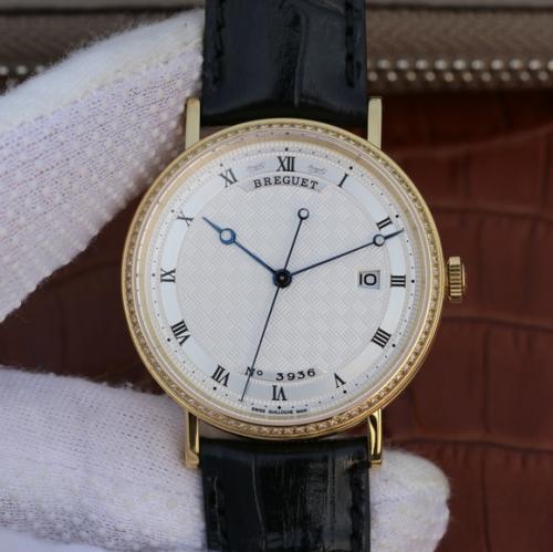 高防宝玑手表价格 FK精仿宝玑经典5177系列 男表