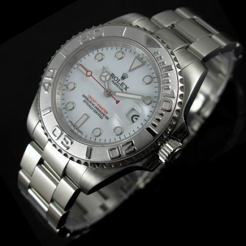 瑞士劳力士ROLEX水鬼男表 潜行者写列白面全钢自动机械密底男士手表