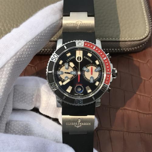 有高仿雅典手表吗? N复刻雅典潜水系列8003航海男士手表腕表